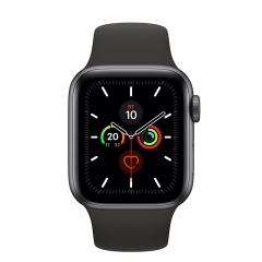 Apple Watch 5 44mm Space/Black (MWVF2)