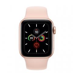 Apple Watch 5 40mm Gold/Pink (MWV72)
