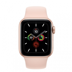 Apple Watch 5 44mm Gold/Pink (MWVE2)