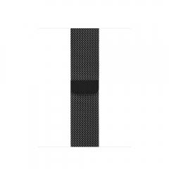 Apple Milanese Loop Band Space Black 40mm/38mm (MTU12)