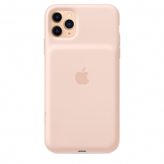Apple iPhone 11 Pro Max Smart Battery Case - Pink Sand (MWVR2)