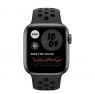 Apple Watch Nike Series 6 GPS 44mm Space Gray Aluminum Case w. Anthracite/Black Nike Sport B. (MG173)