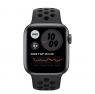 Apple Watch Nike Series 6 GPS 40mm Space Gray Aluminum Case w. Anthracite/Black Nike Sport B. (M00X3)