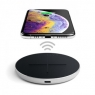 Satechi Aluminum Fast Wireless Charger Silver (ST-IWCBS)