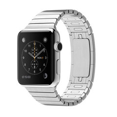 Apple 38mm Stainless Steel Case with Link Bracelet (MJ3E2)